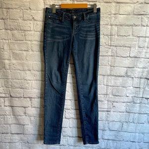 JESSICA SIMPSON Skinny Blue Jeans